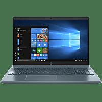 "HP Notebook Pavilion 15-cw1902ng, R7-3700U, 16GB/512GB, Vega10, 15.6"" FHD, Blau - (Ausstellungsstück)"