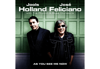 Jools Holland, José Feliciano, The Rhythm & Blues Orchestra - As You See Me Now  - (Vinyl)