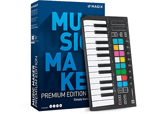 MAGIX Music Maker Performer Edition 2020 - [PC]