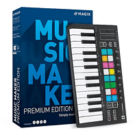 MAGIX Music Maker Performer Edition 2021 - [PC]