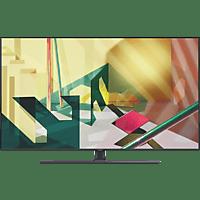 SAMSUNG GQ75Q70T QLED TV (Flat, 75 Zoll / 189 cm, UHD 4K, SMART TV)