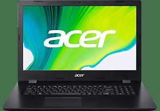 ACER Aspire 3 (A317-52-53EA), Notebook mit 17,3 Zoll Display, Core™ i5 Prozessor, 8 GB RAM, 1,000 GB SSD, Intel UHD Grafik, Schwarz