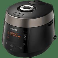 CUCKOO CRP-P1009S Reiskocher (1150 Watt, Braun/Schwarz)