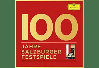 VARIOUS - 100 Jahre Salzburger Festspiele  - (CD)