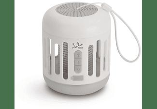 Atrapamosquitos - Jata MIB7, 50 m2, Lámpara, Altavoz, Conexión Bluetooth, Blanco