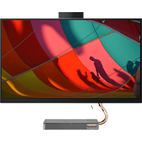 LENOVO IdeaCentre A540, All-In-One-PC mit 27 Zoll Display, Core™ i7 Prozessor, 16 GB RAM, 256 GB SSD, 1 TB HDD, Intel UHD Grafik 630, Mineral Grey