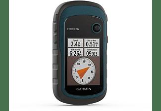 "GPS - Garmin eTrex 22x, Pantalla 2.2"", Mapas TopoActive Europe ruteables, GLONASS, 8 GB, Azul"