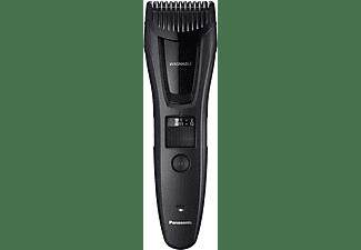 Cortapelos - Panasonic ER-GB62-H503, 50 min, Cabello y barba, 39 longitudes, 3 en 1, Negro
