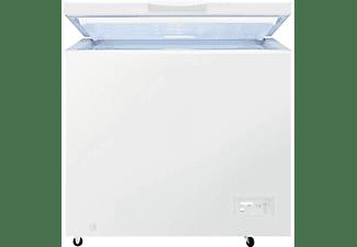 Congelador horizontal - Zanussi ZCAN20FW1, Cíclico, 198 l, Control LCD, Blanco