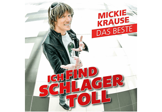 Mickie Krause - Ich Find Schlager Toll-Das Beste  - (CD)