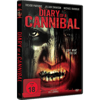 Diary of a Cannibal (Ulli Lommel 5) DVD