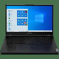 "LENOVO Gaming Notebook Legion 5 17IMH05H schwarz, i7-10750H, GTX 1660Ti, 16GB/512GB, 17.3"" FHD 144Hz"