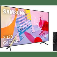 "TV QLED 43"" - Samsung QLED 4K 2020 43Q60T, Smart TV, 4K UHD, IA, Asistente de voz Integrado,Sonido Inteligente"