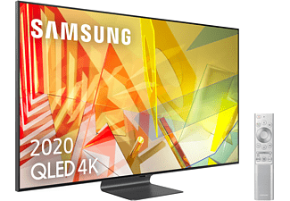 "REACONDICIONADO Samsung QLED 4K 2020 55Q95T, Smart TV 55"", Direct Full Array HDR 2000, IA 4K UHD"