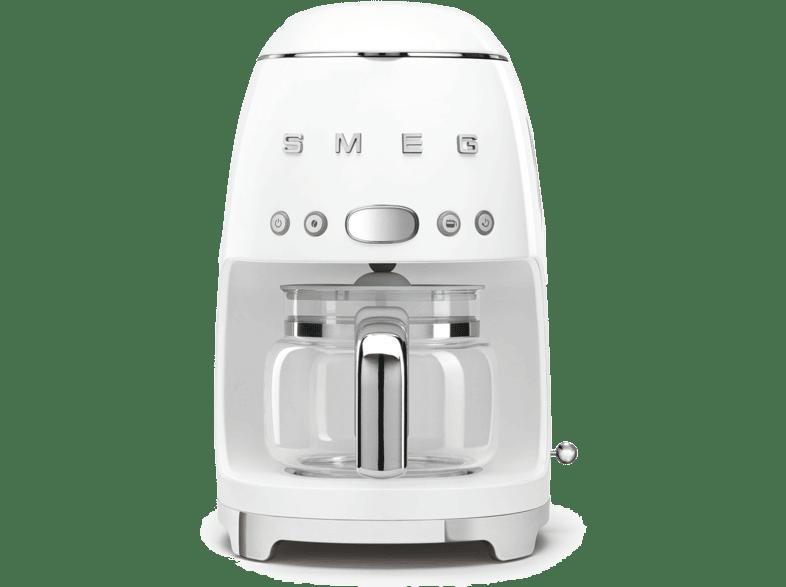 Smeg filteres kávéfőző fehér DCF02WHEU