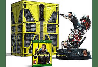 Xbox One Cyberpunk 2077 (Ed. Coleccionista)