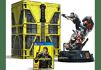 REACONDICIONADO PS4 Cyberpunk 2077 (Ed. Coleccionista)