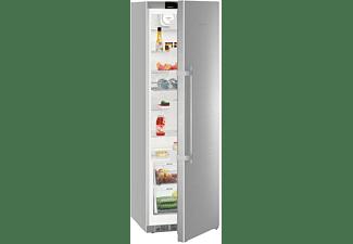 Frigorífico una puerta - Liebherr KEF-4330-20, 390 l, Independiente, Cajón BioCool, 37 dB,  Inox