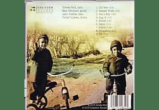 Tomeka Reid Quartet - Old New  - (CD)