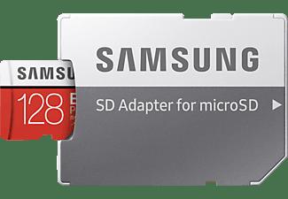 SAMSUNG MB-MC128HA-EU, Micro-SDXC Speicherkarte, 128 GB, 100 MB/s