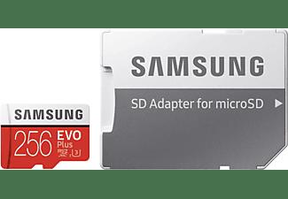 SAMSUNG MB-MC256HA-EU, Micro-SDXC Speicherkarte, 256 GB