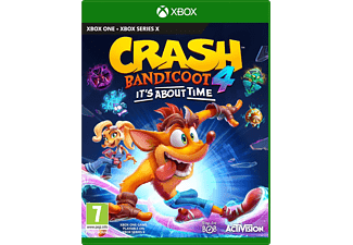 Xbox One - Crash Bandicoot 4: It`s About Time /I