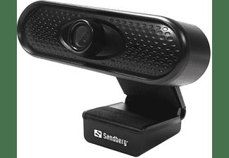 SANDBERG USB Webcam 1080P HD, 2MP, 30fps, schwarz (133-96)