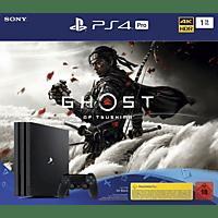 SONY PlayStation®4 1TB Pro + Ghost of Tsushima