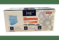 Pack mascarillas - HY Industrial, 50 unidades FPP1, Mascarilla Filtrantes 3 capas