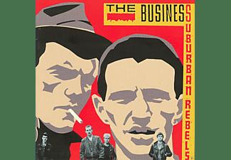 The Business - Suburban Rebels  - (CD)