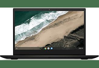 LENOVO S345, Chromebook mit 14 Zoll Display, A6 Prozessor, 4 GB RAM, 64 GB eMMC, Radeon R5 Grafik, Mineral Grey