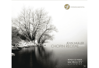 Jean Muller - Chopin Recital  - (CD)