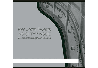 Piet Jozef Swerts - Insightyourinside  - (CD)