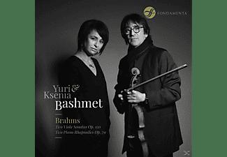 Ksenia   Bashmet Bashmet - Brahms By The Bashmets  - (CD)