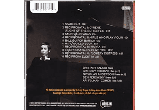Brittany Anjou - Enamio Reciprokataj  - (CD)