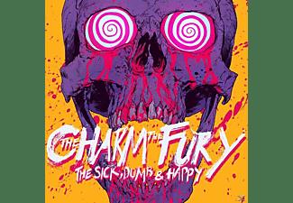 Charm The Fury - THE SICK DUMB & HAPPY  - (Vinyl)