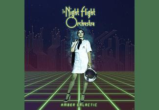 The Night Flight Orchestra - Amber Galactic  - (Vinyl)