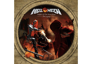 Helloween - Keeper Of The Seven Keys:The Legacy  - (CD)