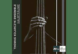 Thomas Kolarczyk Ensemble - Halbträume-Jazz Thing Next Generation Vol.72  - (CD)
