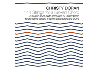 Doran Christy - 144 Strings For A Broken Chord  - (CD)
