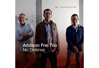 Addison Frei Trio - No Defense  - (CD)