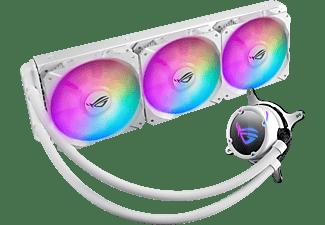 ASUS ROG Strix LC 360 RGB CPU Wasserkühler, Weiß