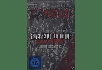 Exodus - Shovel Headed Tour Machine - Live At Wacken  - (DVD)