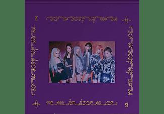 Everglow - Reminiscence  - (CD)