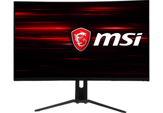 "MSI Optix MAG322CR 31,5"" Ívelt FullHD 180Hz 16:9 FreeSync LED Gamer monitor"