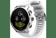 "SportWatch - Polar Grit X, Blanco, Bluetooth, 1.2"", GPS, Brújula, Altímetro, Smart Coaching"