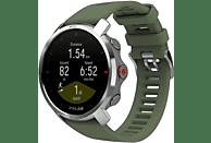 "Reloj deportivo - Polar Grit X, Verde, Bluetooth, 1.2"", GPS, Brújula, Altímetro, Smart Coaching"