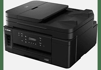 Impresora multifunción - Canon PIXMA GM4050, Inyección de tinta, 600 x 1200 DPI A4, Wifi, Negro