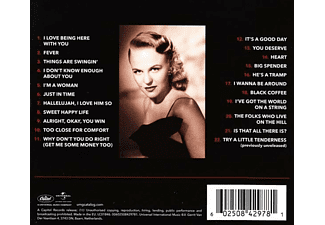 Peggy Lee - Ultimate Peggy Lee [CD]