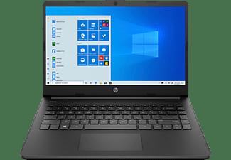 HP Notebook 14s-fq0918ng, ATH 3020E, 4GB RAM, 64GB eMMC, Jet Black (1L6T8EA#ABD)